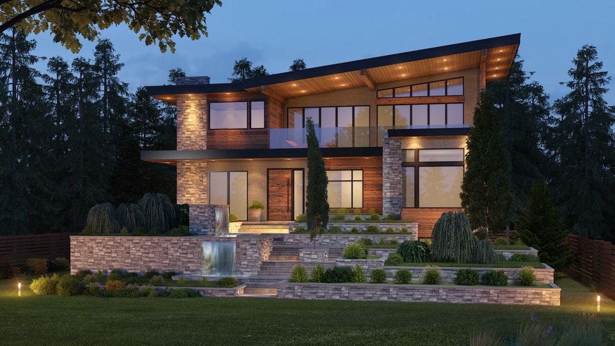 4,300 sqft Burnaby Home