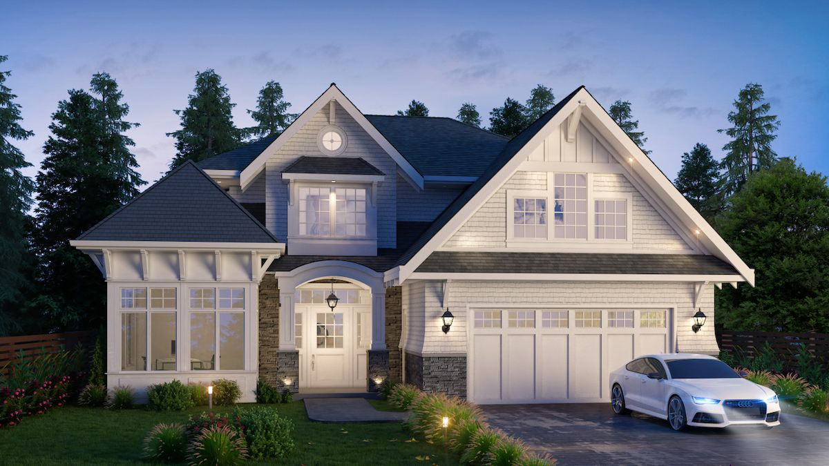 3,500 sqft Richmond Home