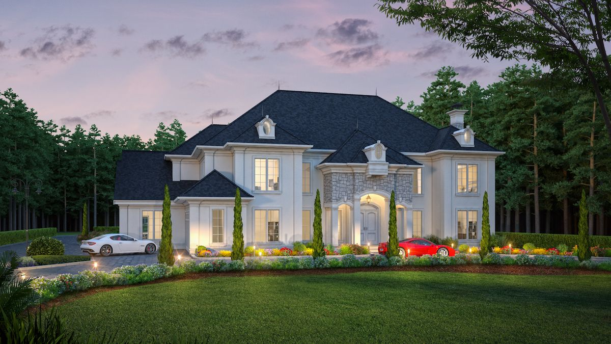 10,000 sqft Anmore Home