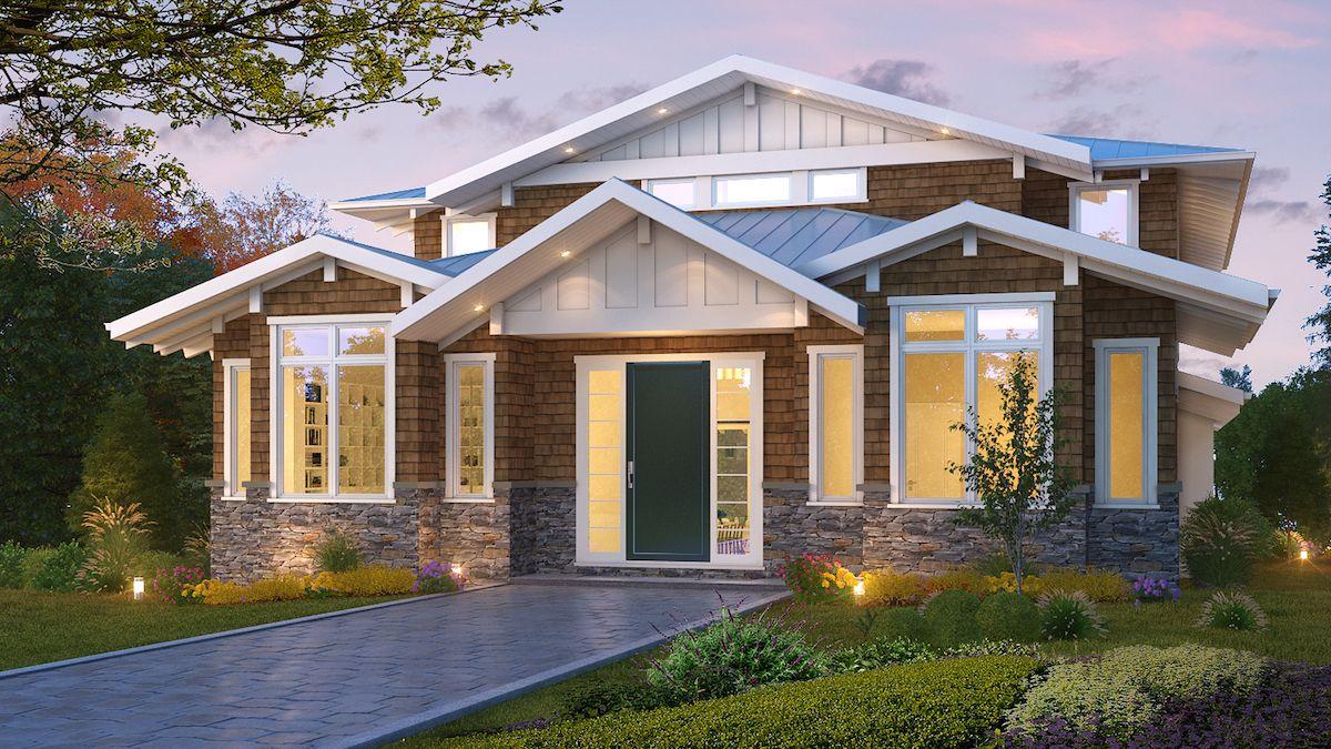 5,500 sqft Belcarra Home