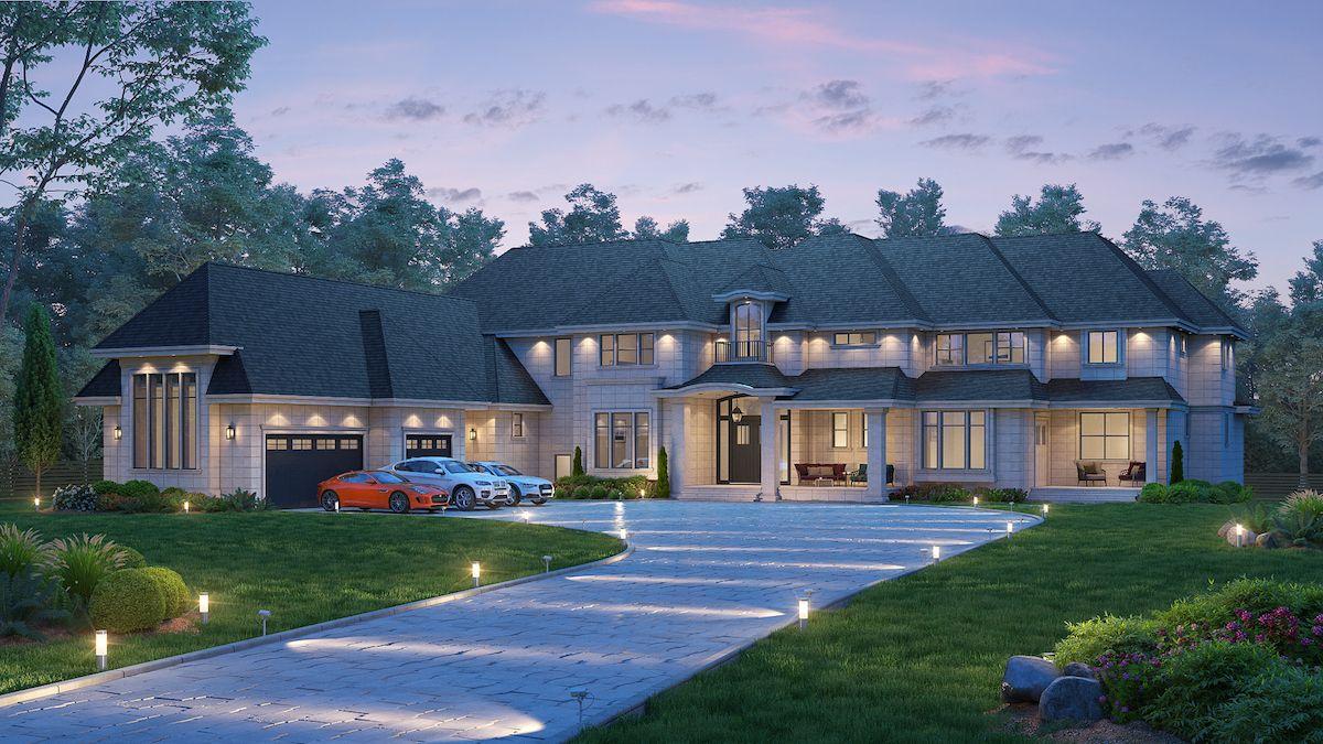 11,850 sqft Langley Home