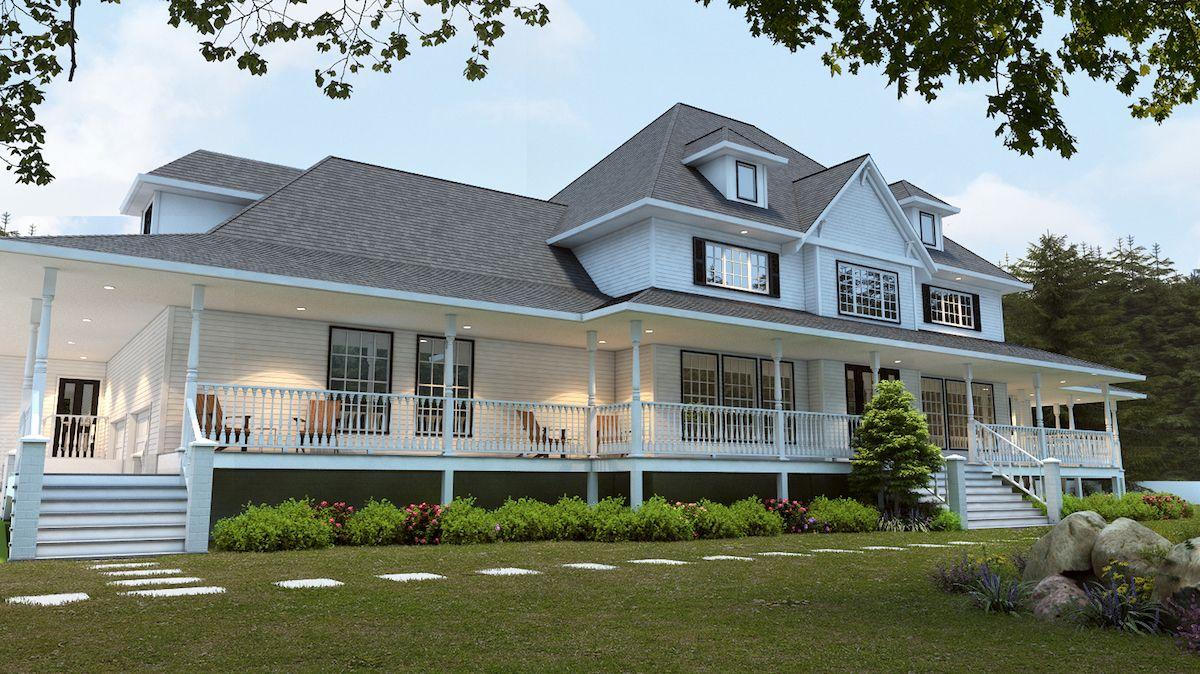 8,000 sqft Langley Home