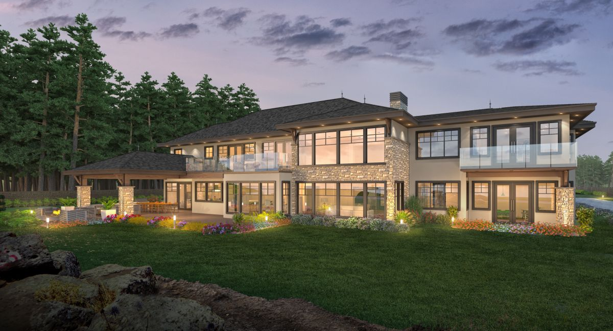 6,000 sqft Powell River Home