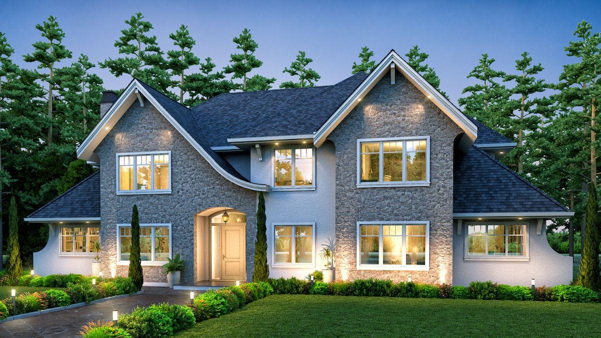 7,000 sqft South Surrey Home