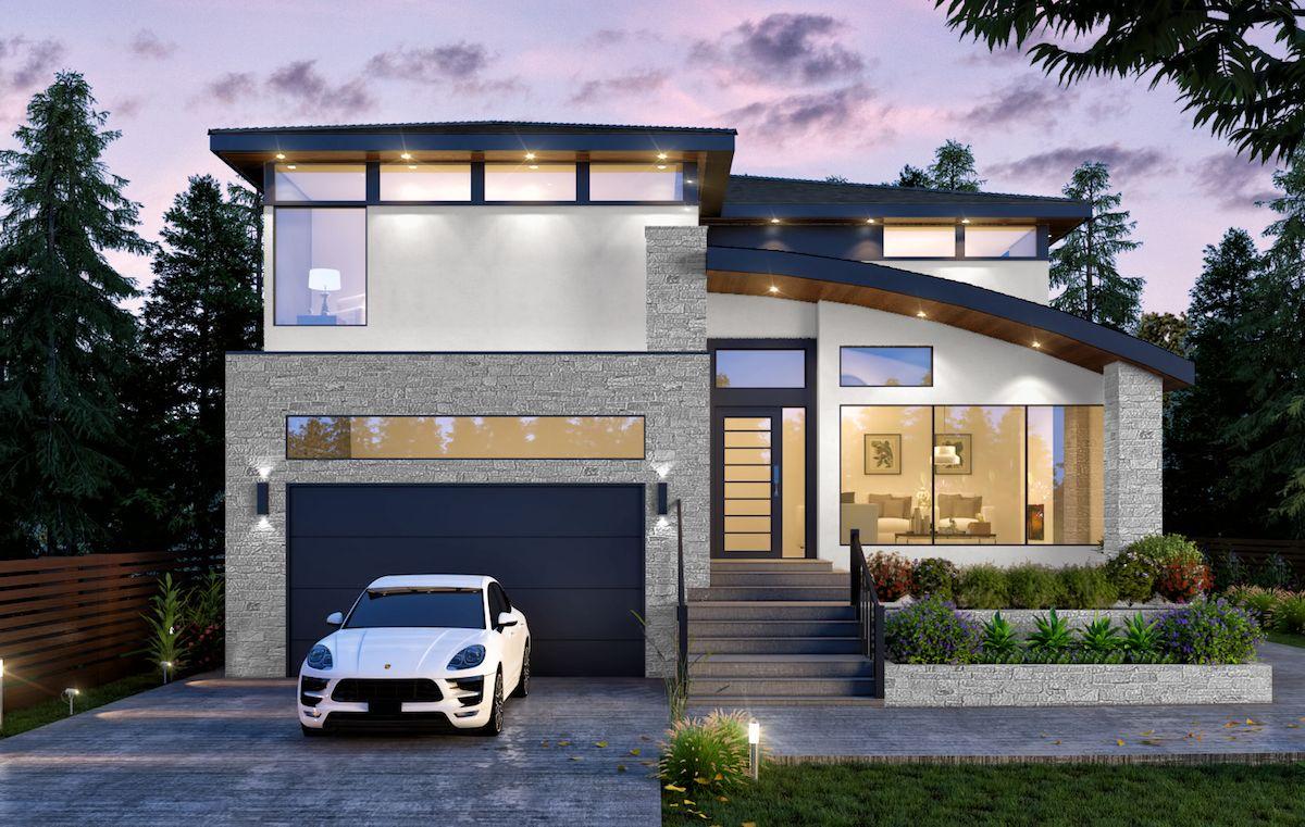 5,100 sqft Surrey Home