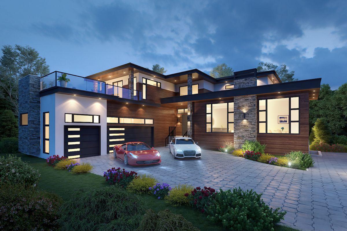 7,500 sqft Surrey Home