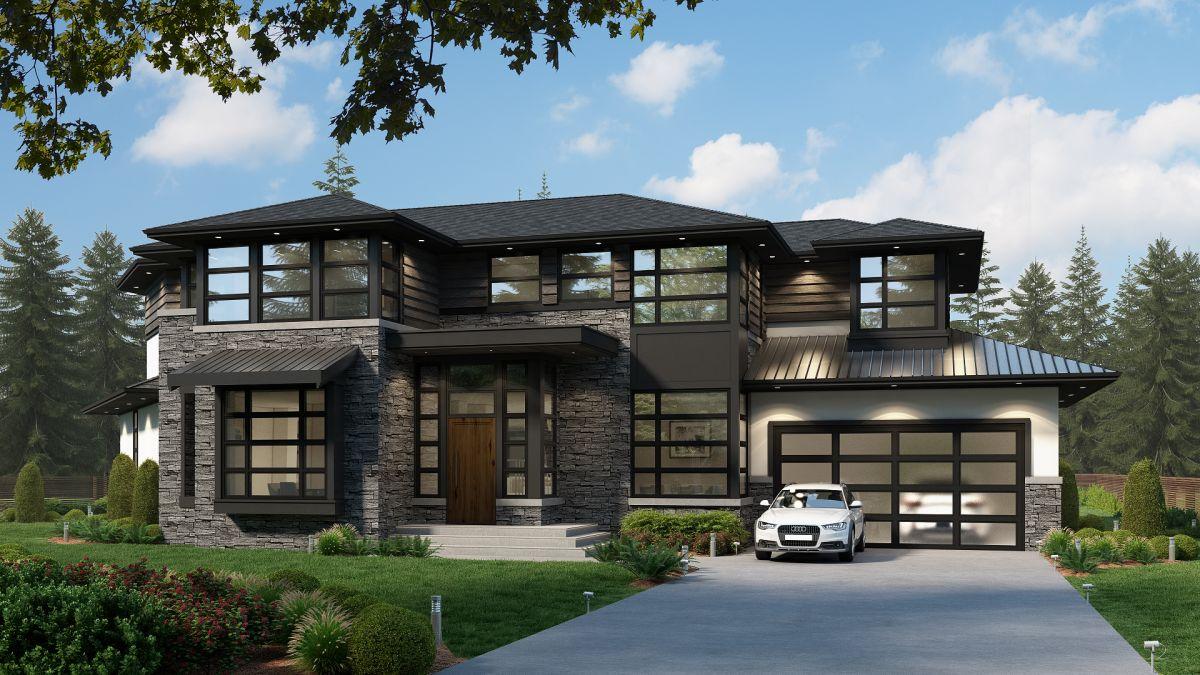 4,700 sqft Tsawwassen Home (front)