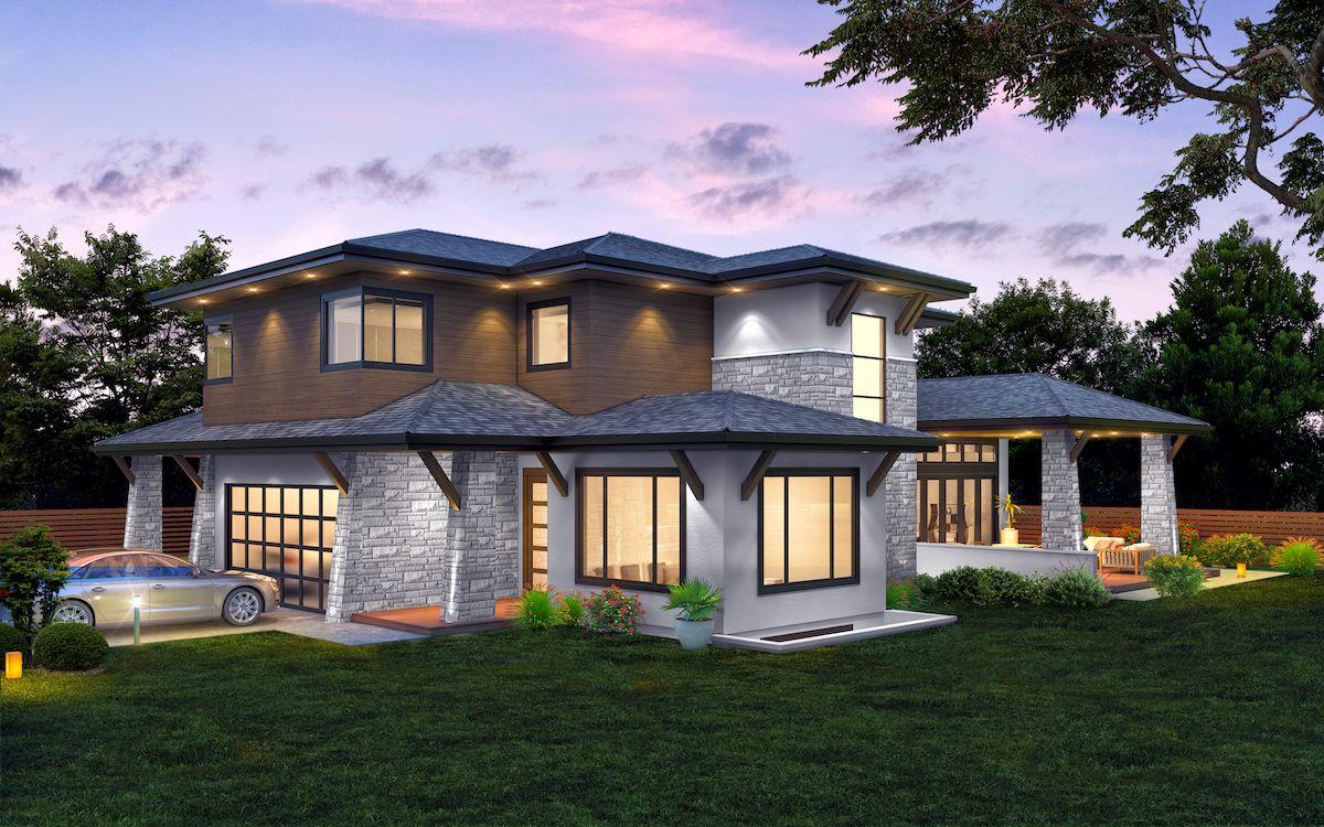 4,500 sqft Tsawwassen Home