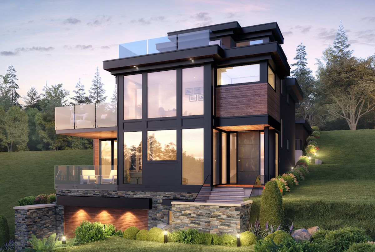 3,500 sqft Vancouver West Side Home