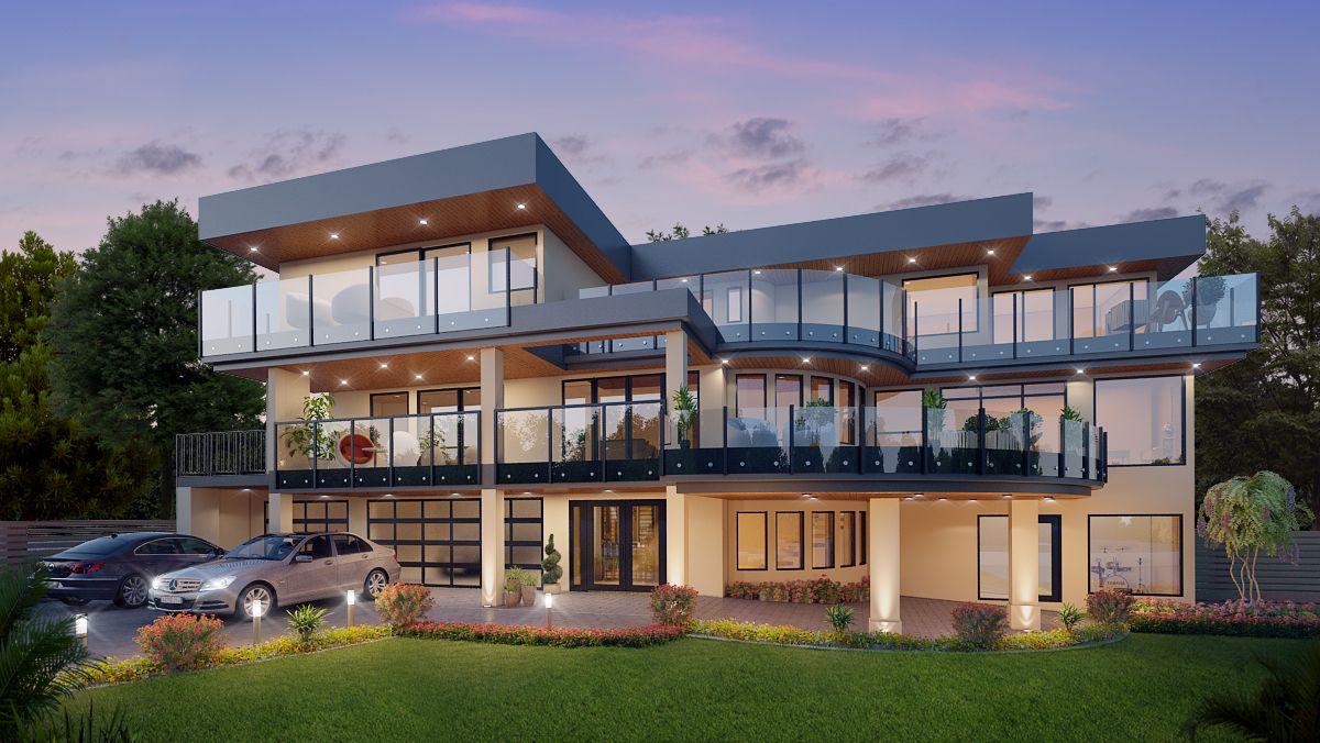 5,000 sqft West Vancouver Home