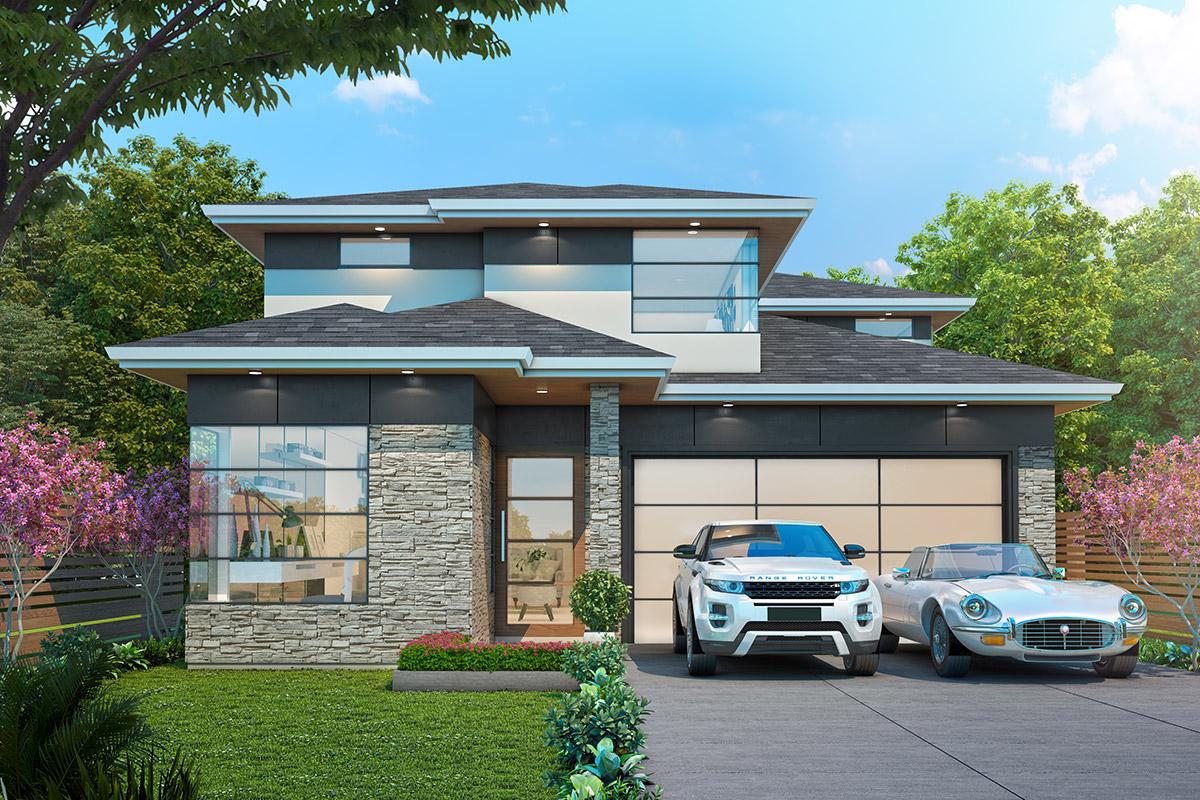 5,500 sqft Surrey Home