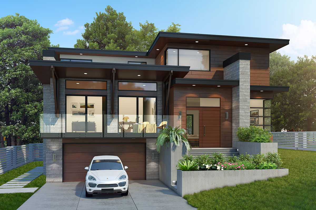 6,000 sqft North Vancouver Home