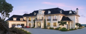 11,000 sqft Tsawwassen Beach Home (front)