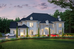 10,000 sqft Anmore Home