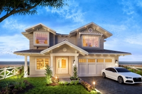 3,400 sqft Summerland Home