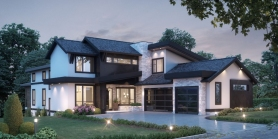 7,700 sqft Surrey Home