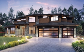 7,400 sqft Surrey Home