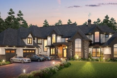 9,300 sqft Surrey Home