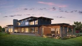 9,300 sqft Washington State Home (back)