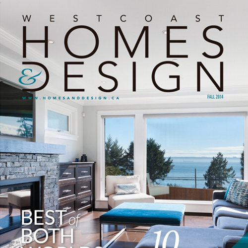 West Coast Homes & Design - Feature Home 2014