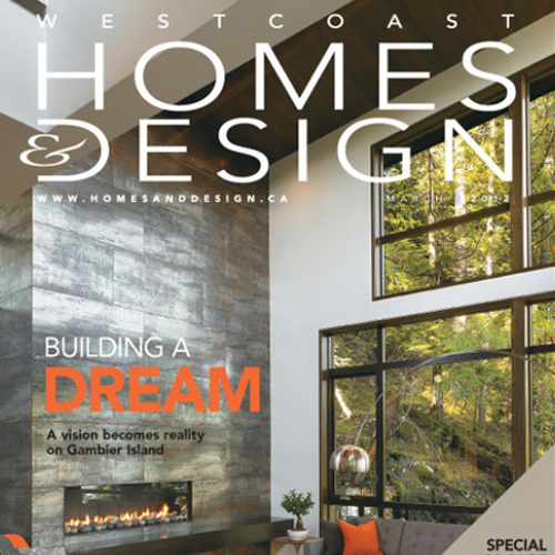 West Coast Homes & Design - Feature Home 2012