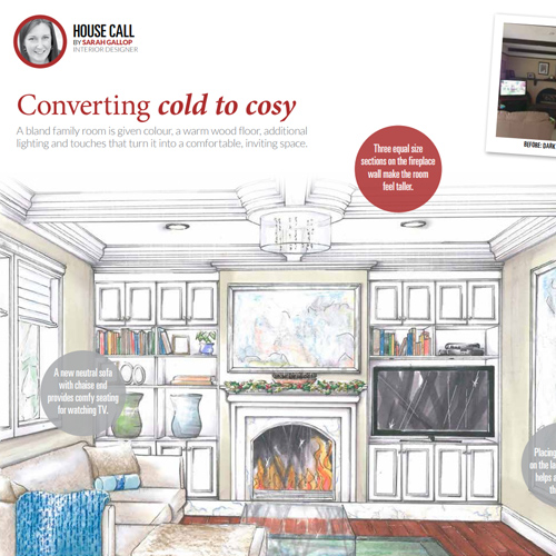 West Coast Homes & Design Magazine - House Call