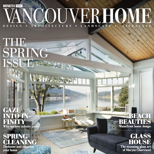 Vancouver Home Magazine   Feature Home 2018