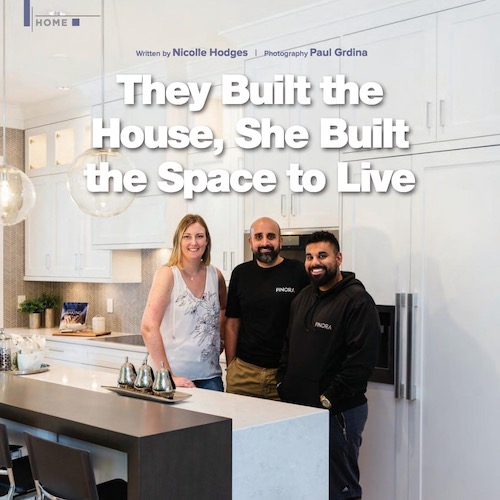 Boulevard Magazine - Feature Home 2019