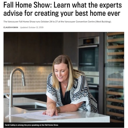 West Coast Homes & Design - Home Show Experts 2019